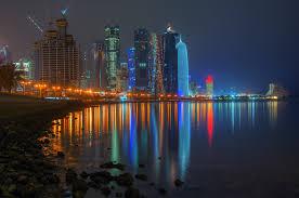 Mappamondo amplia il Qatar